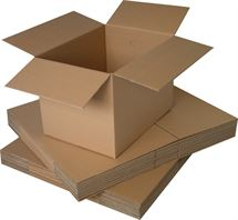 "Picture of 10"" x 10"" x 10"" x 32ect Corrugated Box"