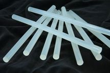 "Picture of GF 16-12 Hot Melt Glue Sticks: 1/2"" x 12"" Long"