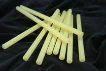 "Picture of GF 17-12 Hot Melt Glue Sticks: 1/2"" x 12"" Long"