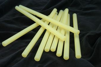 "Picture of GF 20-12 Hot Melt Glue Sticks: 1/2"" x 12"" Long"