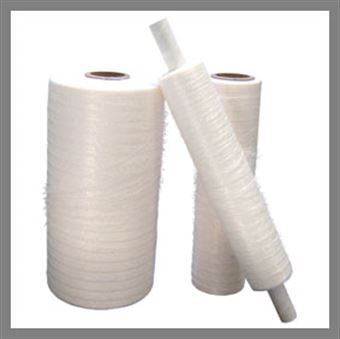 "Picture of 20"" x 1000' Extended Core Soft Knitted Pallet Wrap"