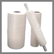 "Picture of 20"" x 3000' Soft Knitted Hand Pallet Wrap"