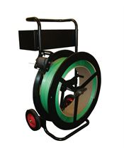 Picture of MIP-9000 EZ Load Strapping Cart for Poly or Steel Strapping