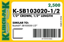 """Picture of 1/2, Bostitch SB103020-1/2"""""""