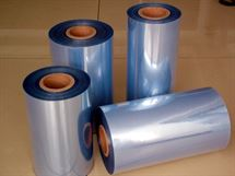 "Picture of 10"" x 100ga x 1500' CF PVC Shrink Film"