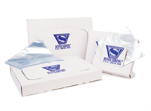 "Picture of 7"" x 10"" x 80ga PVC Shrink Bag"
