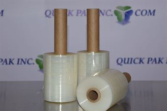 """Picture of 5"""" x 80ga x 1000' Extended Core Banding Film"""