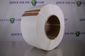 """Picture of 1/2"""" x 600 Lbs x 7200' Poly Strapping"""
