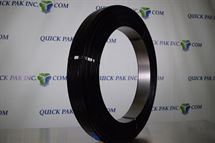 "Picture of 3/4"" x .025 Osc High Tensile Steel Strap"