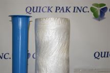 "Picture of 15"" x 26ga x 1476' Standard Coreless Hand Wrap"