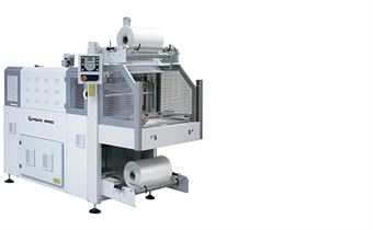 Picture of BP600 Monoblock Semi Automatic Shrink Wrapper with Sealing Bar
