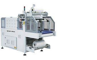 Picture of BP800AS Monoblock Automatic Shrink Wrapper with In-Line Infeed and Sealing Bar