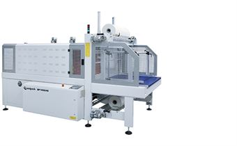 Picture of BP1402AS Monoblock Automatic Shrink Wrapper with In-Line Infeed and Sealing Bar