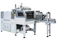 Picture of BP800AR 150Z Monoblock Automatic Shrink Wrapper with In-line Infeed and Sealing Bar