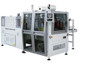 Picture of BP802ALV 600R-P Monoblock Automatic Shrink Wrapper with In-line Infeed and Sealing Bar