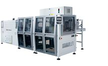 Picture of XP650 ARX-P 90° Infeed Automatic Overlap Shrink Wrapper + Pad