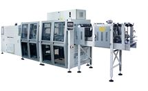 Picture of XP650 ALX-P In-line Infeed Automatic Overlap Shrink Wrapper + Pad
