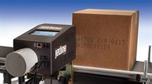 """Picture of Squid Jetline Printer System: 3/4"""" x 7 dot, water-based"""