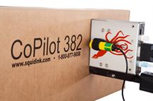 Picture of Squid Ink CoPilot 382 Printing System - one standard 382 printhead, bag ink system, for UV-cure inks only