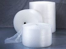 "Picture of 48"" x 3/16"" x 500' Bubble Wrap (Slit 12"" / Perf 12"")"