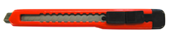 Picture of EP-100 Retractable Thin Snap Off Knife