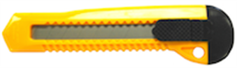 Picture of EP-110 Retractable Standard Duty Snap Off Knife