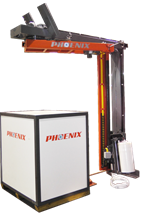 Picture of Phoenix PRTL 2150A Rotary Tower Automatic Stretch Wrapper