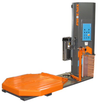 Picture of Phoenix PHPA 2150 High Profile Platform Automatic Stretch Wrapper
