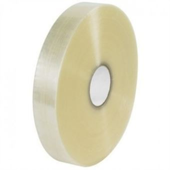 "Picture of 3"" x 1.6mil x 1000yd Clear Acrylic Machine Tape"