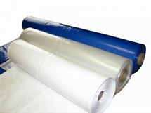 Picture of 28' x 7 mil x 100' Blue Shrink Wrap