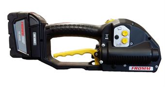 """Picture of FROMM P328-1/2"""" Battery Powered Plastic Strapping Tool"""