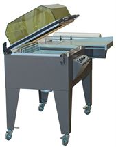 Picture of PP76ST All-In-One L-Bar Sealer Shrink Machine