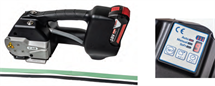 """Picture of BT2450-Set 5/8"""" PAC Battery Powered Strapping Tool"""