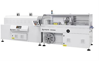Picture of HS500E - Continuous Automatic Side Sealers with Intermittent Cycle